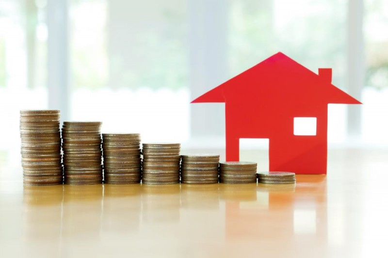 What makes property value go up?