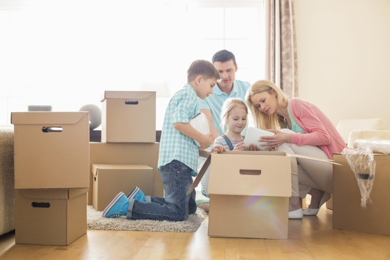 Packing tips for a stress-free house move