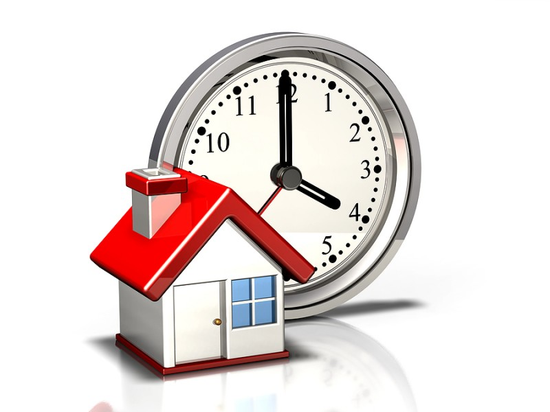 When is the best time to view your house?